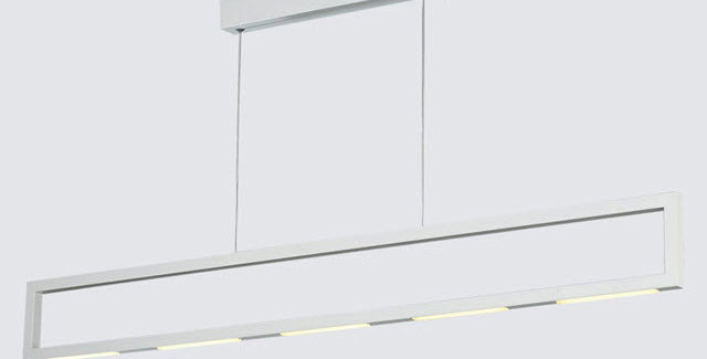 LED 허니 사각 펜던트 (소)