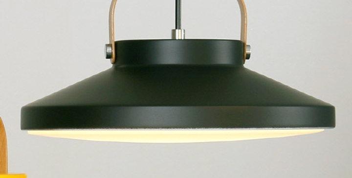LED 엘란 펜던트 15W (블랙 310파이)
