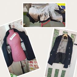Coat alteration