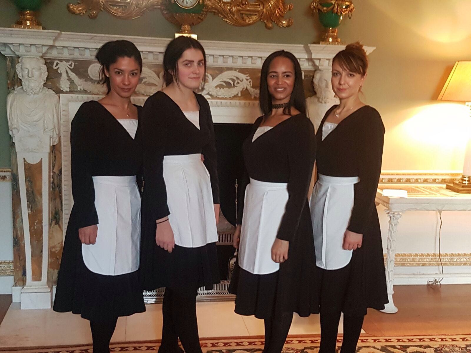 Bespoke Dresses for Spencer House