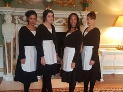 Bespoke Dresses for Spencer House