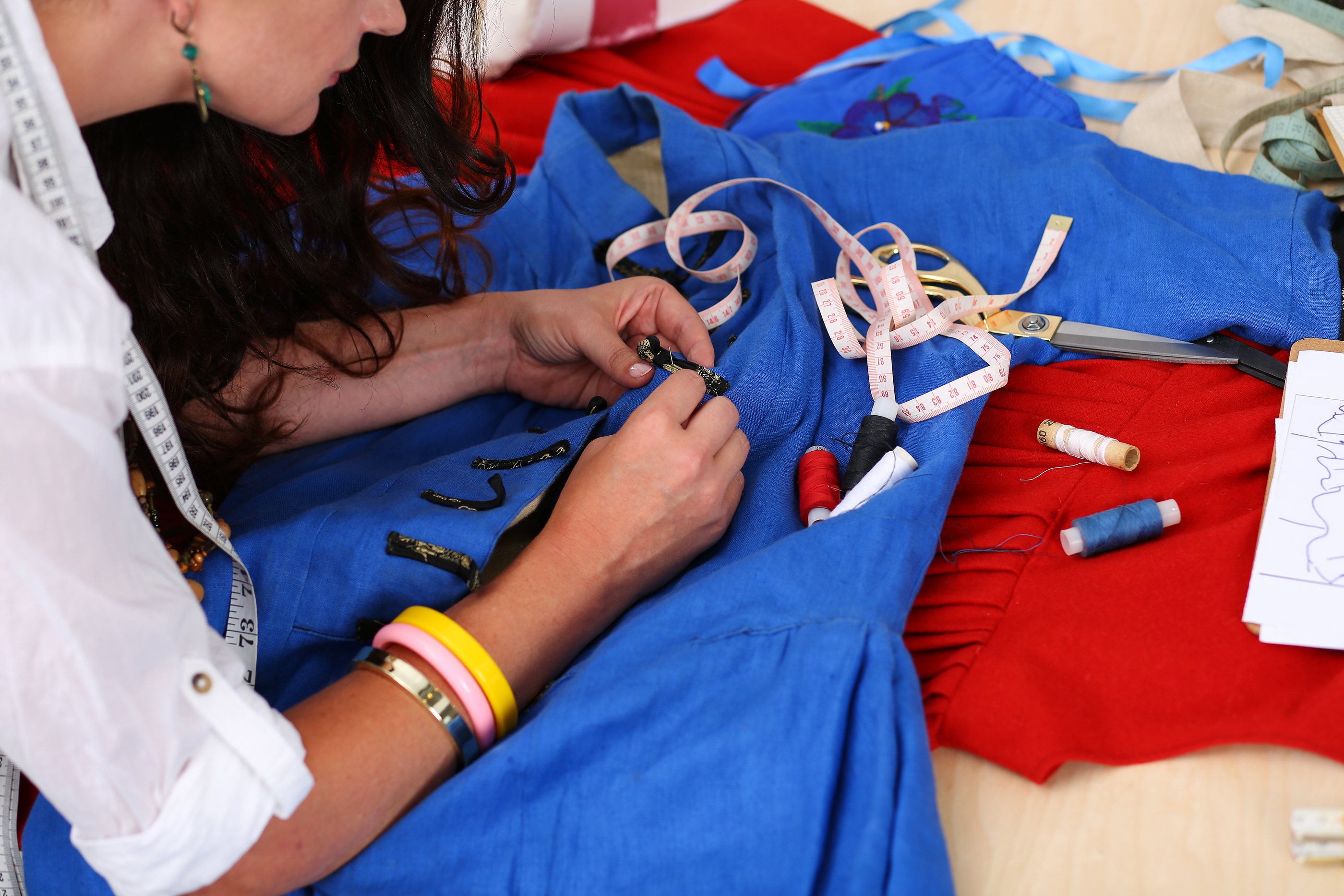 Sewing workshops
