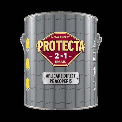 PROTECTA EMAIL 2 IN 1 CU APLICARE DIRECT PE ACOPERIS