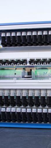 Sistem profesional de colorare vopsele