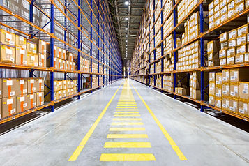 Rows of shelves with boxes .jpg