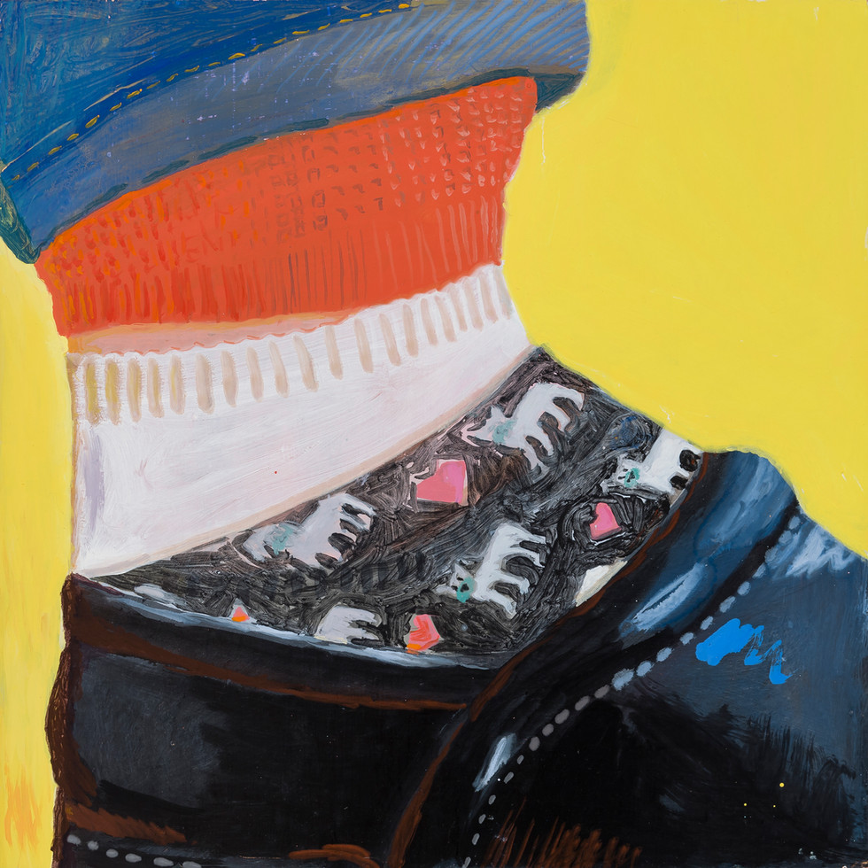 """""""Ankle"""", 2013-15"""