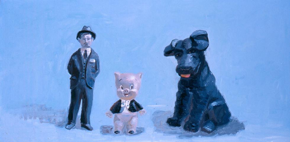 """""""Gentlemen"""", 2004"""
