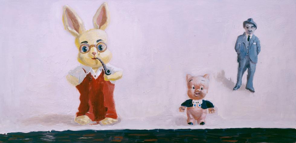 """Bunnybidness"", 2004"