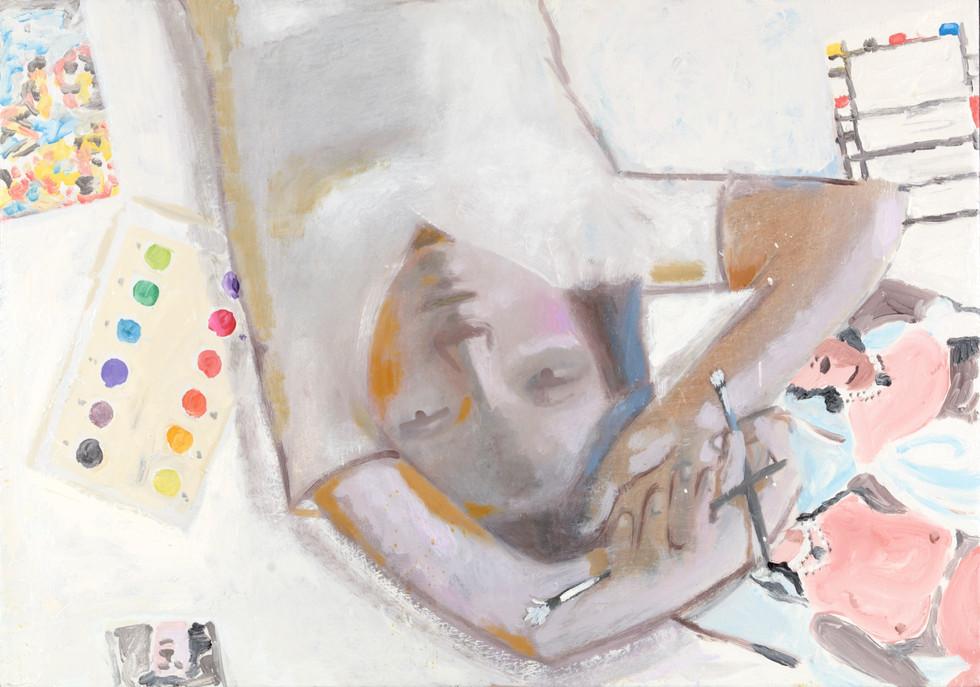 """""""Upside Down II"""", 2011"""