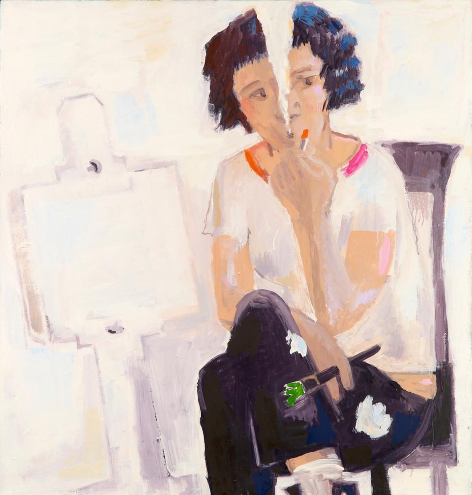 """Waiting For An Idea"", 2011"