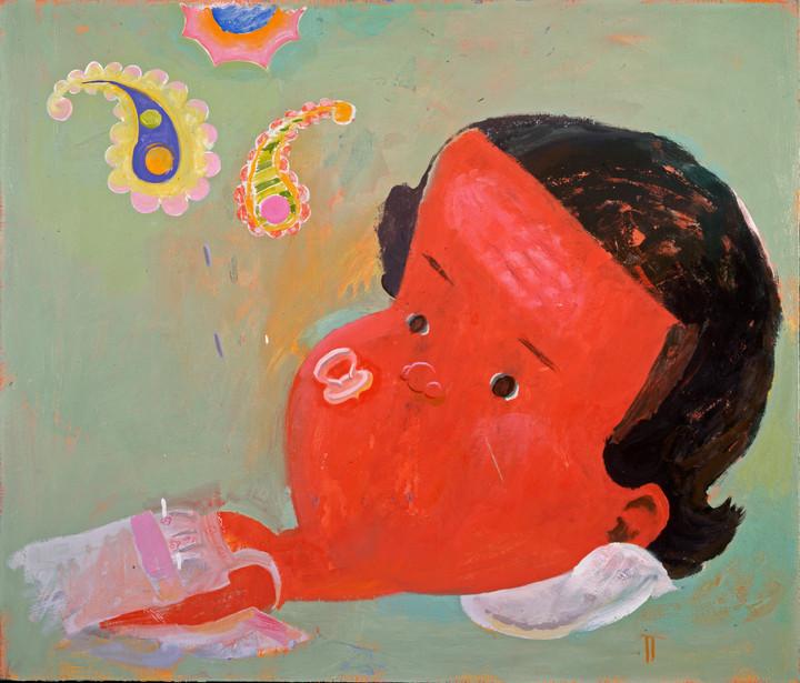 """""""Plug"""", 1996"""