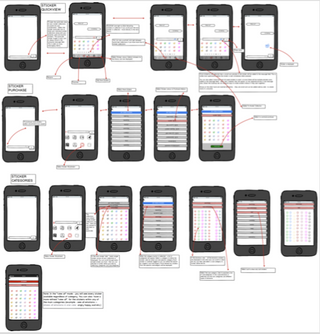 Mobile Spec Design Prototype by Michael