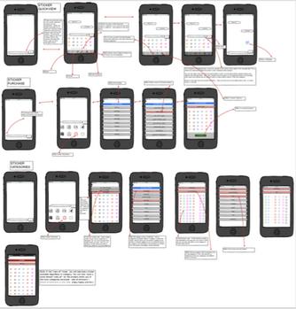 Mobile Spec Design Prototype by Michael