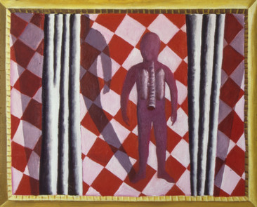 """Solitary Figure"", 1984"