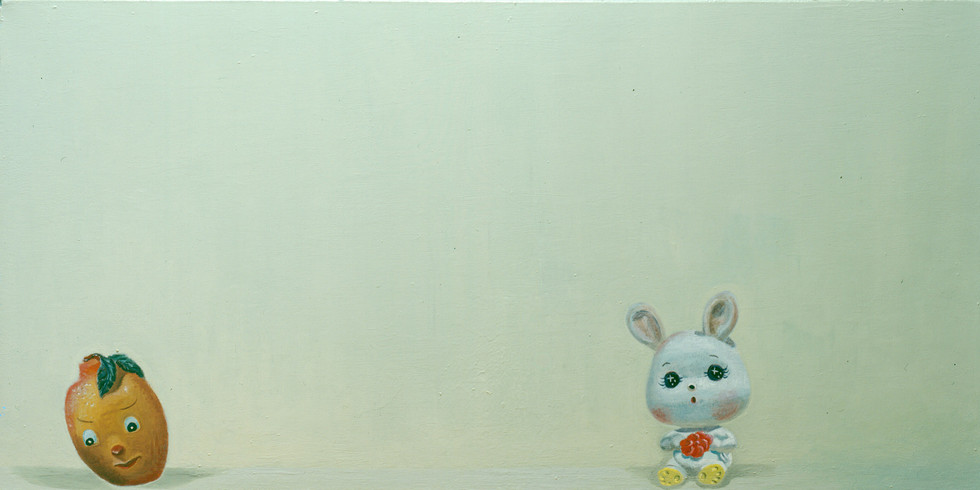 """""""Bunny's Brother"""", 2004"""