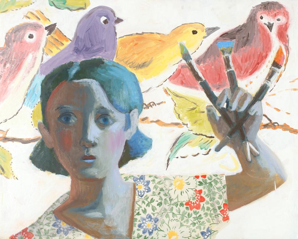 """Painter of Birds"", 2010"