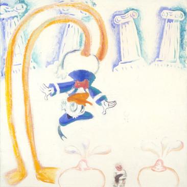 """""""Du Verucktes Kind"""", 1988"""