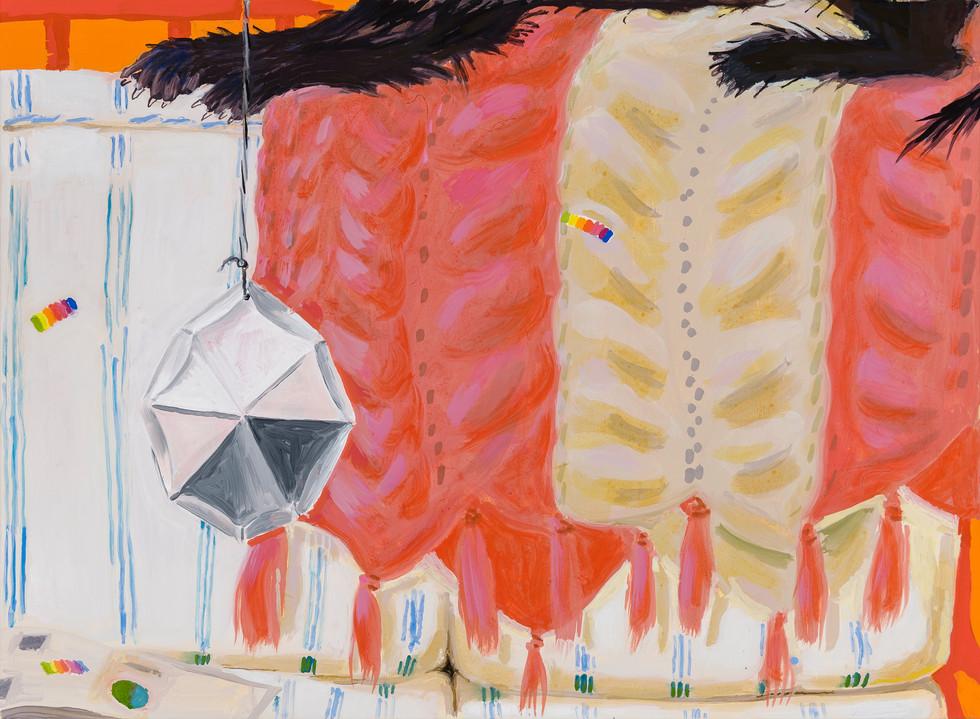 """""""Rainbows For Lisa D."""", 2014-15"""