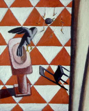 """Blackbird"", 1983"