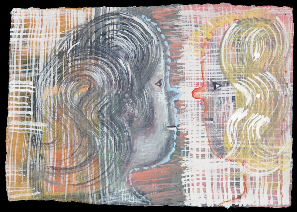 """""""Mother Daughter"""", 2007-08"""