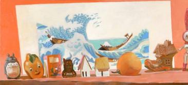 """""""Tangerine Tsunami"""" YEAR"""