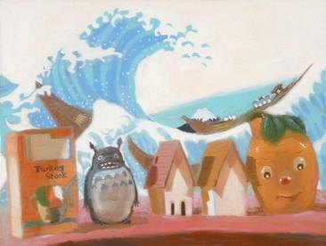 """""""Little Tsunami"""", YEAR"""