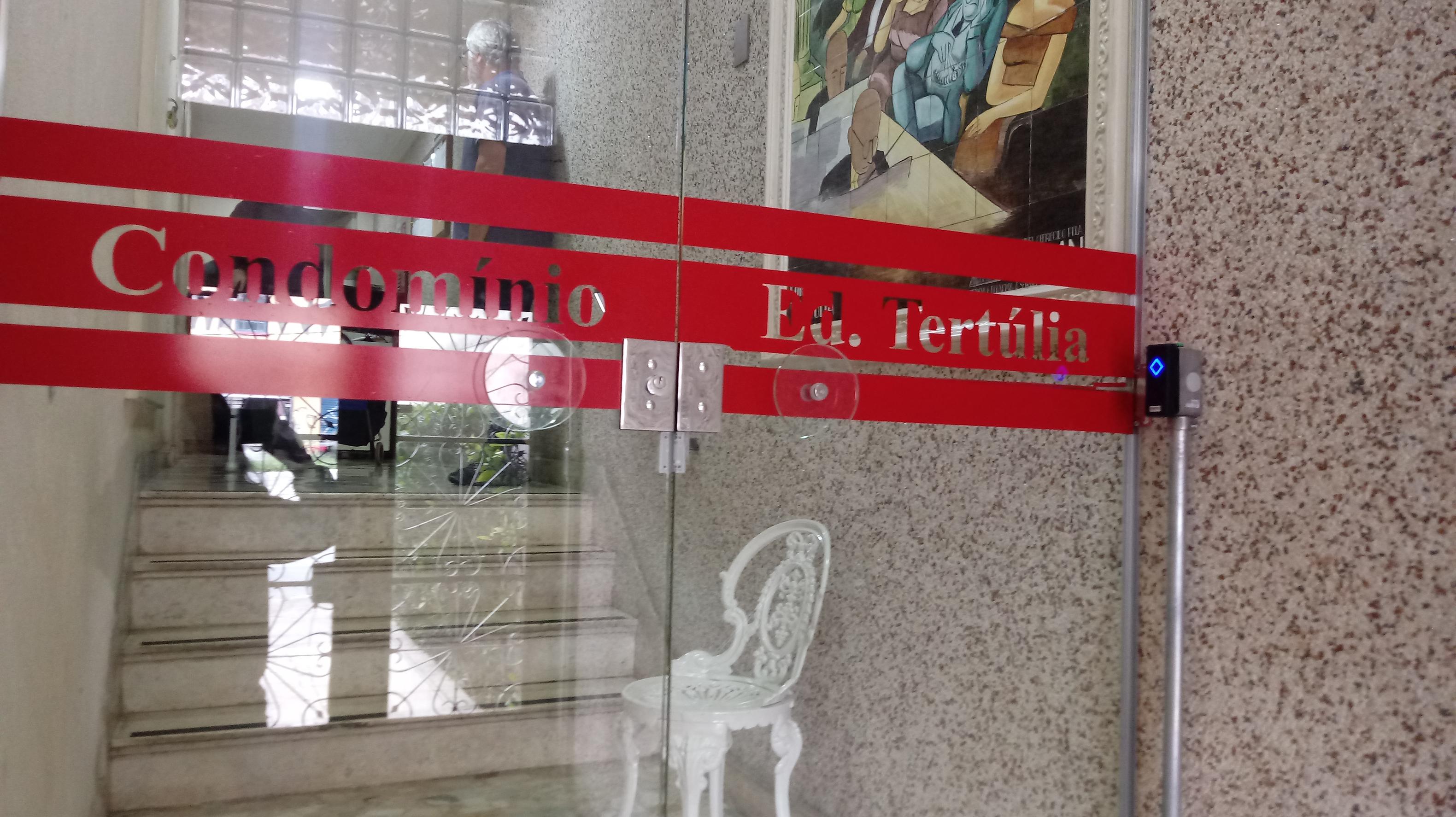 FECHADURA ELETROMAGNÉTICA
