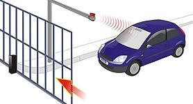 Controle de entrada de carros / Ligue: 3531-0437
