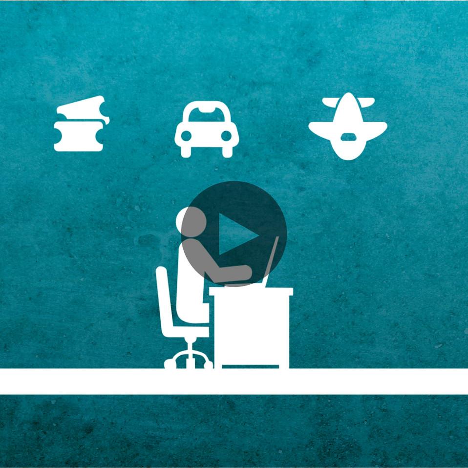 Intin to x animated video for Navitas