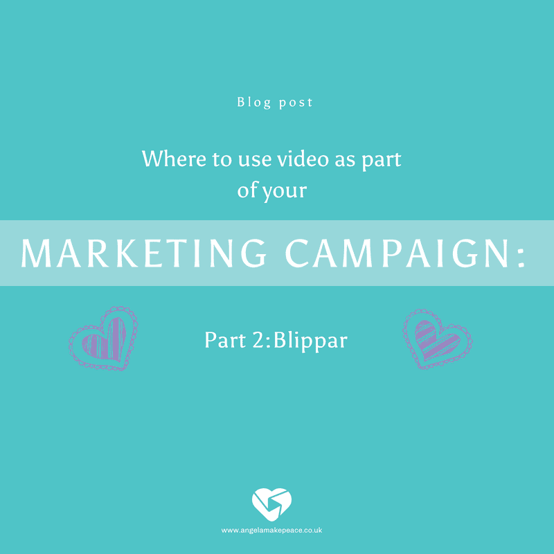 Where to use video as part of your marketing campaign: Part 2: Blippar
