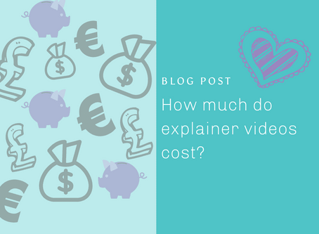 How much do animated videos cost?