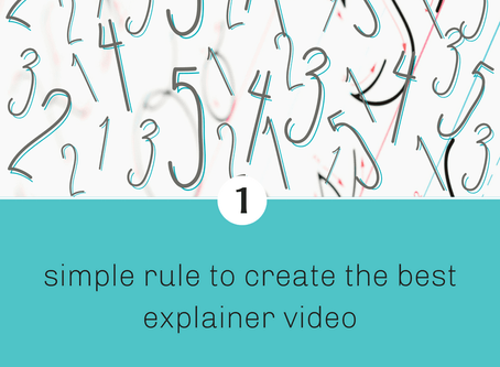 1 Simple Rule to Create the Best Explainer Video