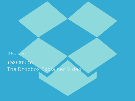 Case Study: The Dropbox explainer video