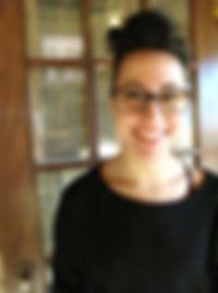 Stephanie Gagliardi (woman in glasses sm