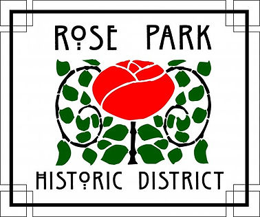 Rose Park District Logo