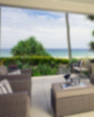 beautiful waterfront suite with ocean vi