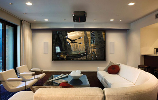 surprising-home-theater-in-wall-speakers