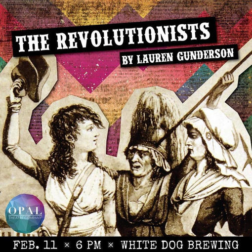 THE REVOLUTIONISTS Poster