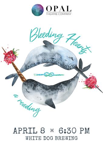 BLEEDING HEARTS Poster