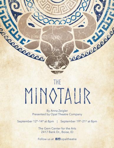THE MINOTAUR Poster