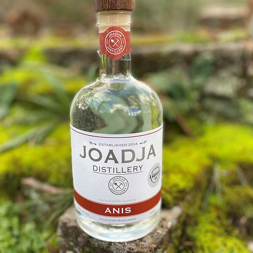 Joadja Anis (Distilled Anis) 700mL 40% Alc/Vol