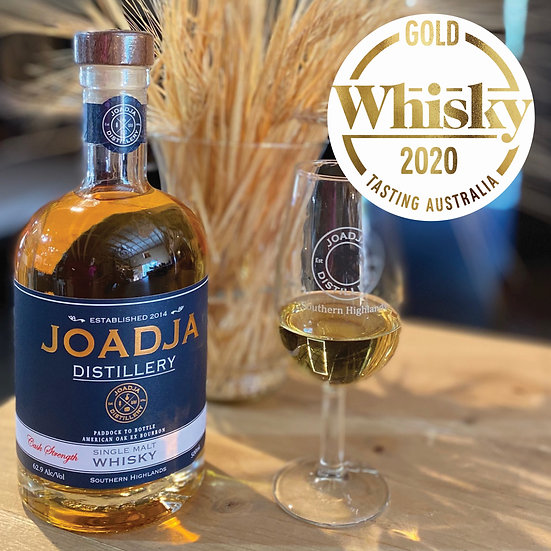 Joadja Single Malt Whisky - Release 10 - Cask Strength - Paddock to Bottle