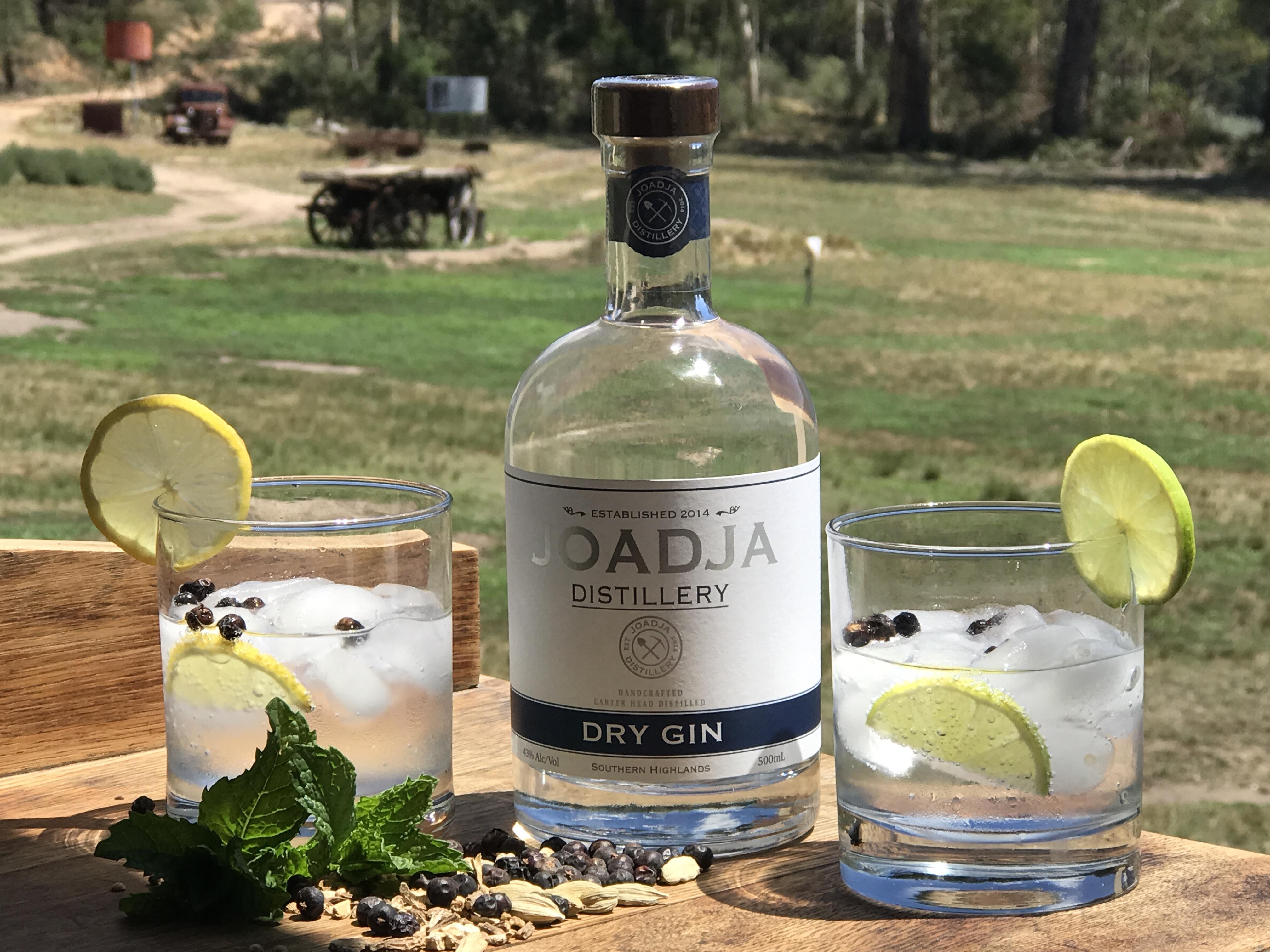 Gin Tonic Joadja