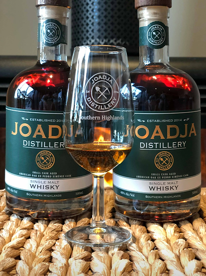 "Joadja ""Copita"" with logo (6 x Sherry Glasses)"