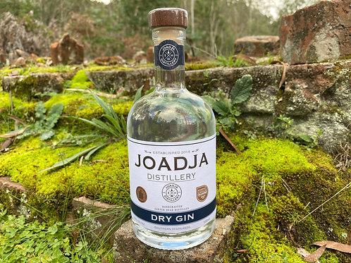 Joadja Dry Gin 500mL 43% Alc/Vol
