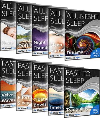 Using 'brainwave entrainment' to help you sleep. Sleep Sync is a cutting edge sleep problem