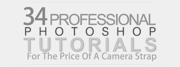 With Photoshop Tutorial you will be able to create many different looks.