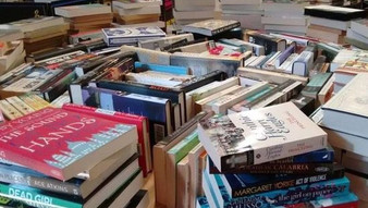 £435 raised at PTA book stall