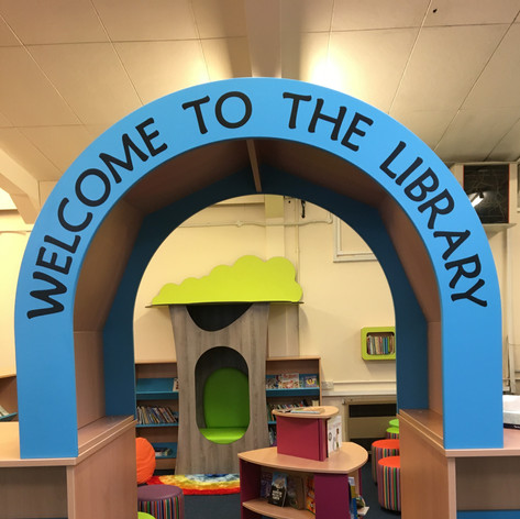 New Juniors Library