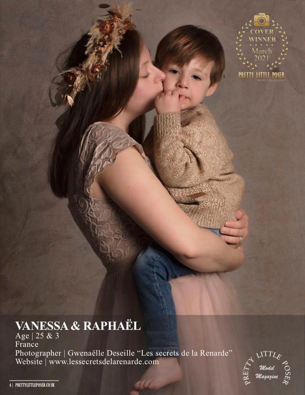 Prix cover Pretty Little Poser Magazine